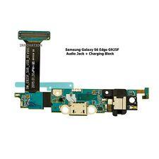 ORIGINALE Samsung Galaxy S6 EDGE g925f Jack audio + blocco Ricarica Porta Flex Dock