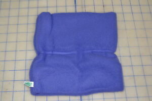 purple fleece acrylic heavy turtle fur USA made youth outdoor neck warmer kids