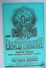 Original 2000 Blues Traveler Concert Poster MINT !!!!