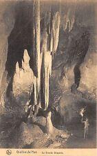 Br35992 Grottes de Han La Grande Draperie belgium