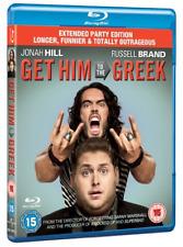 Get Him to The Greek 5050582767001 With Jonah Hill Blu-ray Region B
