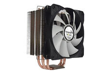 GELID Tranquillo Rev.4 Quiet CPU Cooler With PWM Fan