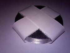 100 Precut Aluminum Foil Lids for Empty K-Cup Cups Keurig Single Serve Brewers