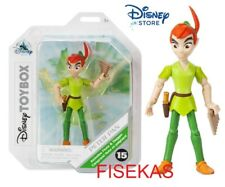 Disney Store Peter Pan with Flute and Dagger Action Figure Toybox 2020 NEW