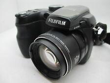 Fuji Finepix S1000fd 10 MP Digital Camera 12X Optical Zoom WORKING