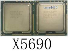 2x Intel Xeon x5690 3,46 GHz Six Core para Mac Pro 5,1 (par emparejado)