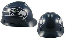 NFL Seattle Seahawks Hard Hat - MSA V-Guard Team Hardhat