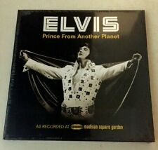 Elvis: Prince From Another Planet 2 CD & DVD SONY RCA Box set (NEW! SEALED!NUMAL