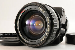 【MINT】CANON TS 35mm F/2.8 SSC Tilt Shift Lens For FD Mount S.s.C From JAPAN