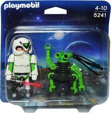 5241 Blister astronauta y robot playmobil,blister,astronaut and robot
