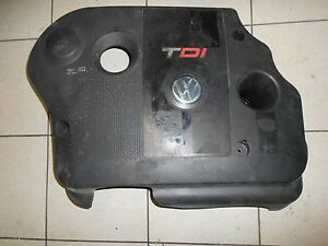 VW Passat 3B TDi Diesel Motorabdeckung Abdeckung 038103925AC / 038103925AE
