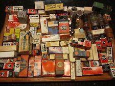 Antique vacum tube bulbs for old radios tvs & etc.