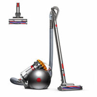 Dyson Big Ball Multi Floor Canister Vacuum | Yellow/Iron | Refurbished