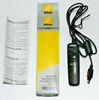 Nikon MC-DC1 Remote Release Cord D80 D70s  in box from Japan