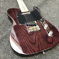 Swam Ash Book Matched Solid Body Electric Guitar Royal Purple