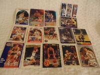 John Stockton 15 Card Lot 1989-2000 UTAH JAZZ Skybox Fleer NBA Hoops Mixed HOF
