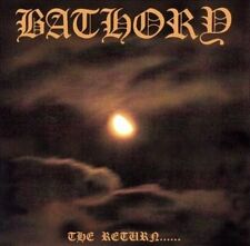 BATHORY - RETURN OF DARKNESS NEW VINYL RECORD