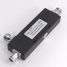 RF Coaxial Directional Coupler, 698-2700MHz, 20dB, 200 Watt