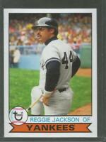 2016 Topps Archives #197 Reggie Jackson 1979 Design NM-MT New York Yankees