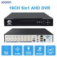 JOOAN 1080P HDMI 16CH DVR CCTV Video Recorder Home Security System Surveillance