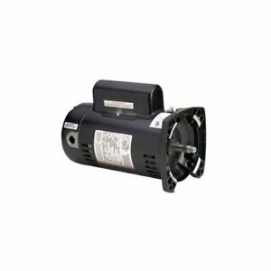 A.O. Smith SQS1102R 1HP Square Flange Two Speed Motor