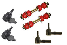 Suspension & steering Sway Bar Link Ball Joint Tie Rods For Cadillac Deville 05