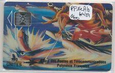 TELECARTE POLYNESIE PF14Ab SC5 MAT lot 44184