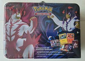 * NEU Pokemon Koffer Frühjahr 2021 Deutsch TRADING CARD GAME
