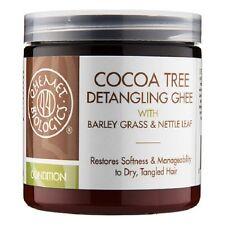QHEMET BIOLOGICS COCOA TREE DETANGLING HAIR GHEE CREAM Vegan CRUELTY-FREE NEW