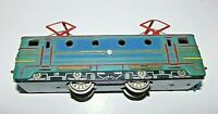 HO Elektro Lokomotive 50' Kaufhausbahn 2 L = NS / SNCF Vorbild Blech Kunststoff