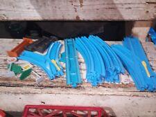 Tomy Thomas The Train Blue  Tracks Plastic Lot