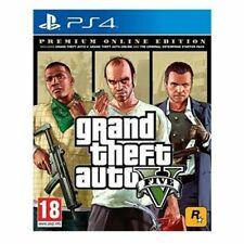 Jeux vidéo pour Sony PlayStation 4 rockstar games