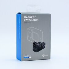 GoPro Magnetic Swivel Clip ATCLP-001 Compatible with all HERO and Max Models
