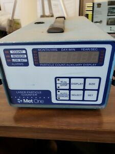 Met One 217 Particle Counter
