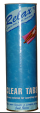 Tube of 8 x 100GRMS Relax Floculant/Clarifier Tablets