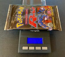 Pokemon Booster Pack English Team Rocket 1st Edition Sealed