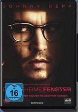 Das geheime Fenster - Johnny Depp - DVD - OVP - NEU