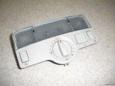 VW Jetta Golf MK4 OEM Front Map Dome Light Sunroof Switch Control Gray 99-05 BLU