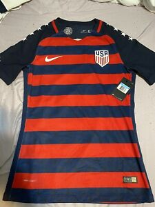 USA Player Issue Soccer Jersey 2017 Gold Cup Sz M