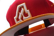 Atlanta Flames Mitchell & Ness (NC98Z MTC 7AFLAM) 2 Tone Snapback Hat