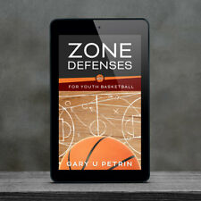 Zone Defenses for Youth Basketball Booklet, Tips, Drills, Plays - Download