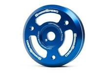 GrimmSpeed Light Weight Crank Pulley - Blue - 13+ BRZ / FR-S - 15+ WRX - 095022