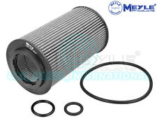 Meyle Oil Filter, Filter Insert with seal 014 322 0014