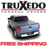 TruXedo 271801 TruXport Tonneau Cover 2014-2018 Chevy/GMC 1500 15-18 HD 5.8' Bed