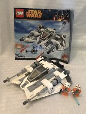 LEGO Star Wars Snowspeeder 75049 - COMPLETE, but no Snowtrooper