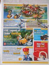 LEGO newsletter negozio feb' 13