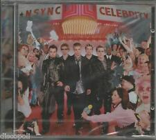 NSYNC - Celebrity - JUSTIN TIMBERLAKE CD 2001 SIGILLATO SEALED
