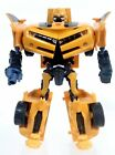 Transformers 2007 Plasma Punch Bumblebee figure no missile Fast Action Battlers