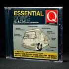 Q Essentiel Lecteur REM,Stone Roses,Oasis,The Jam,Jimi Hendrix cd de musique