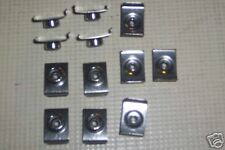 WINDSHIELD SNAP CLIPS